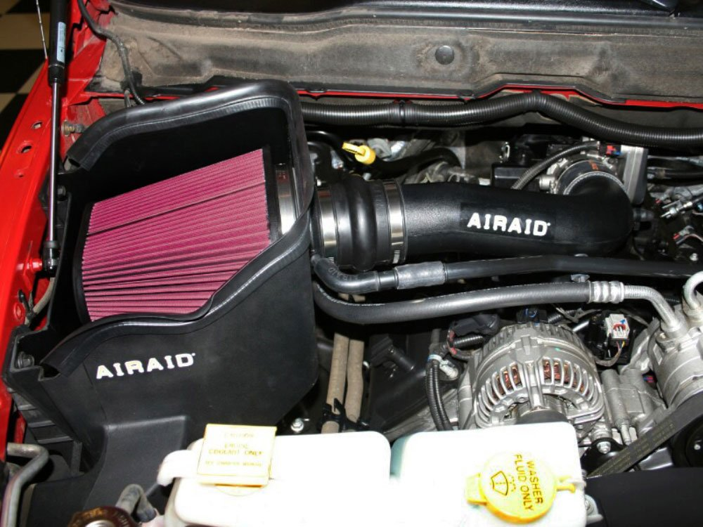 Airaid 301-220 SynthaMax Dry Filter Intake System AIR-301-220