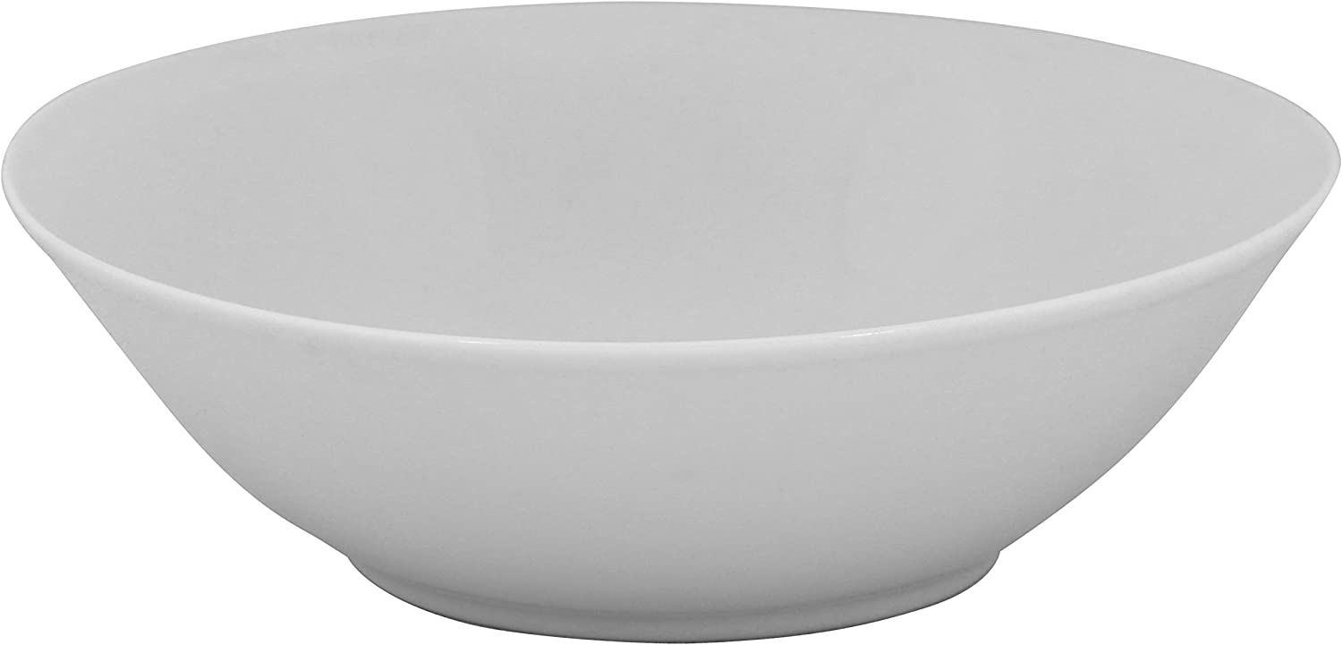 10 Strawberry Street Round Cereal Bowl White Kitchen Dining