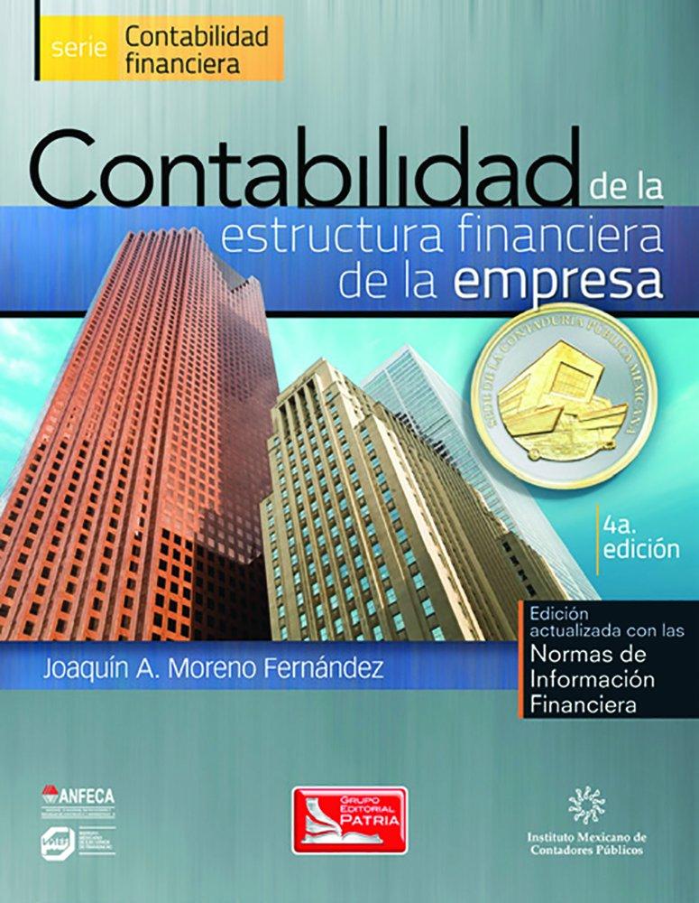Contabilidad De La Estructura Financiera De La Empresa