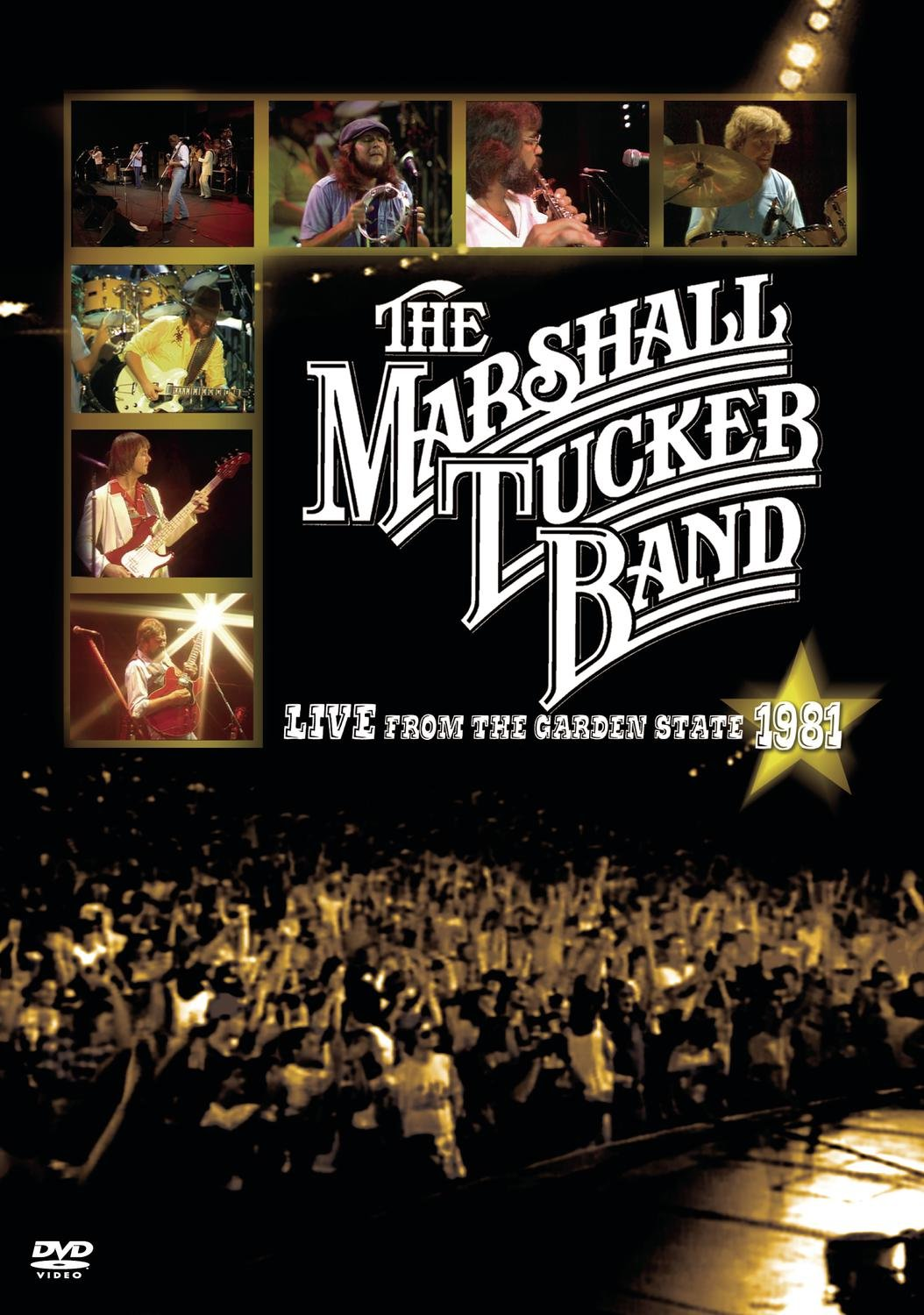 The Marshall Tucker Band - Live From the Garden State 1981 by Sony Music Video