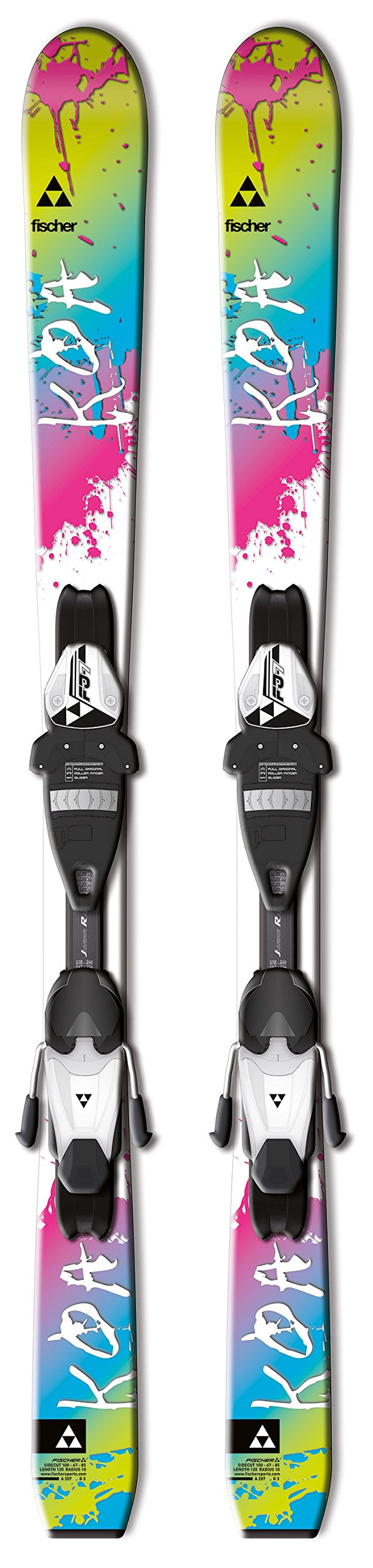 Fischer Koa Jr Ski 2014, 70