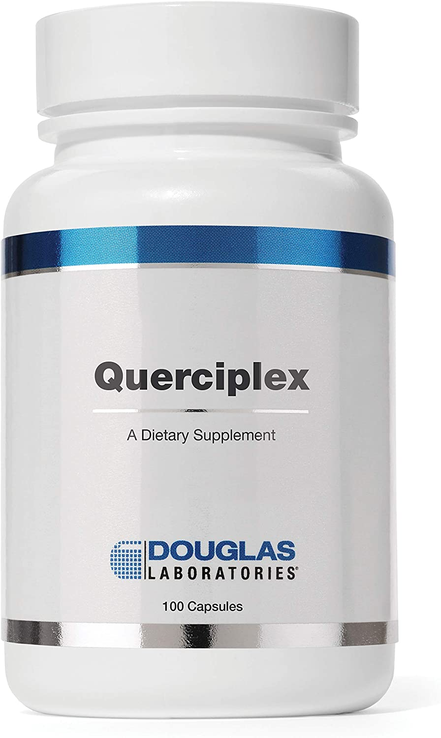 Douglas Laboratories – Querciplex – Combination of Quercetin and Bromelain to Support Immune Cell Function and Vascular Health* – 100 Capsules