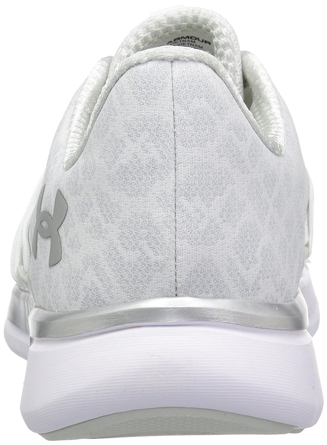 Under Armour Women's Charged Transit Running Shoe B072FR3XCJ 9 M US|White (104)/Elemental