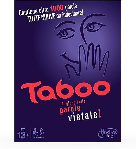 Hasbro Gaming A4626103 Taboo (Gioco in Scatola)