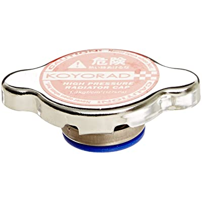 Koyorad SK-C13 Red High Performance Radiator Cap: Automotive