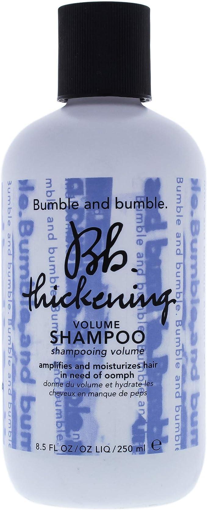 Bumble And Bumble Thickening Shampoo 250ml 8 Fl Oz Amazon Co Uk Beauty
