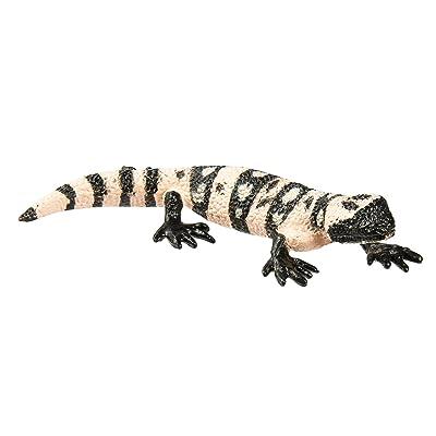 Safari S180729 Wild North American Wildlife Gila Monster Miniature: Toys & Games