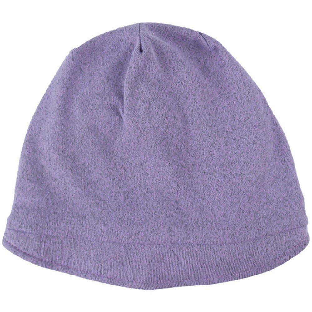Tenworld C Women Soft Comfy Chemo Cap Sleep Turban Hat Headwear for Cancer Hair Loss