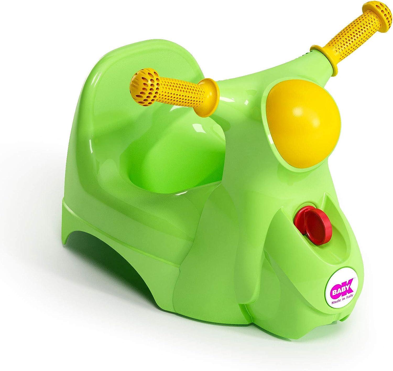 Okbaby orinal Scooter Verde