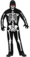 Fade In/Out Skeleton Phantom Adult Costume