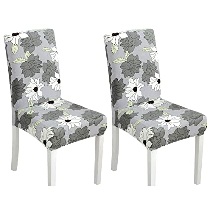 kitchen chair seat covers. Spandex Stretch Chair Covers Set For Dining Room Kitchen Slipcover  Banquet Seat Protector Kitchen Chair Seat Covers G