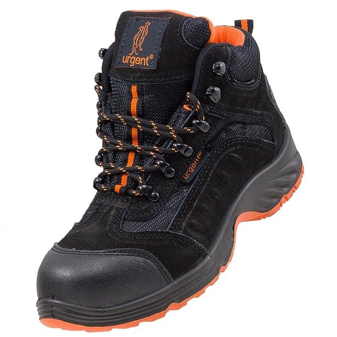 Urgent Trabajo Guantes Zapatos de seguridad, Business, de la Industria, construcción, producción