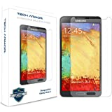 Tech Armor Ballistic Glass Screen Protector with Anti-Fingerprint Coating for Samsung Galaxy Note 3