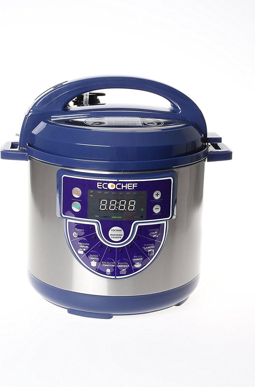 Robot de cocina Ecochef 6 Litros: Amazon.es: Hogar