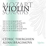 Mozart:Violin Sonatas K296, 306, 454 & 547 [Alina Ibragimova; Cedric Tiberghien] [Hyperion:CDA68143]