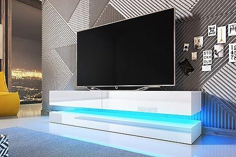 Mobile Tv Moderno Sospeso : Aviator mobiletto porta tv sospeso supporto tv sospeso a