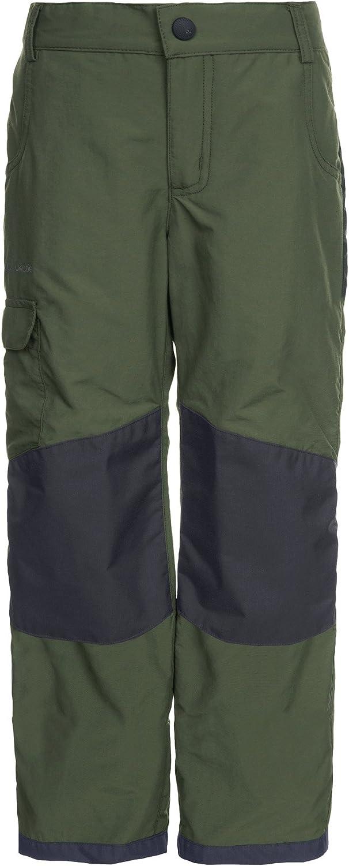 VAUDE Kids Caprea warmlined Pants II Coole Outdoorhose für Kinder
