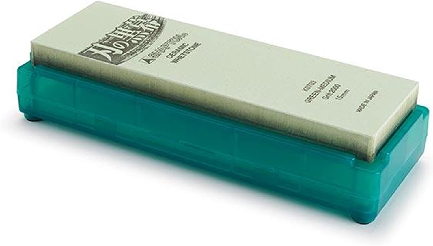 #2000 Grit Ceramic (Green) Professional Series Water Stone - Shapton