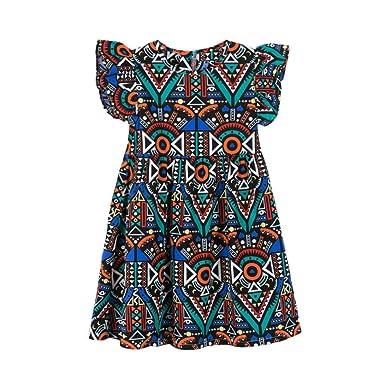 9c7533398dbc Amazon.com  Leedford Girl s Summer Dress