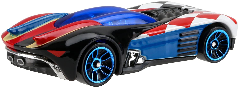 Hot Wheels DC Super Hero Girls Harley Quinn Vehicle