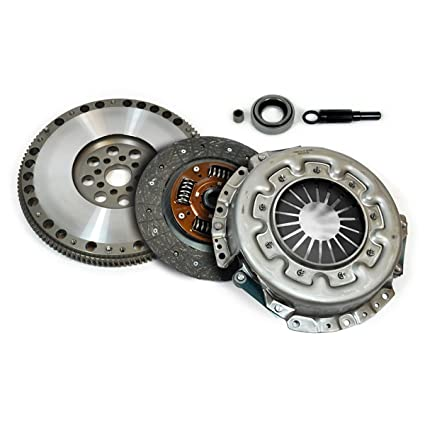 Amazon.com: EFT HEAVY-DUTY CLUTCH KIT+CHROMOLY FLYWHEEL fits 90-96 NISSAN 300ZX NON-TURBO: Automotive