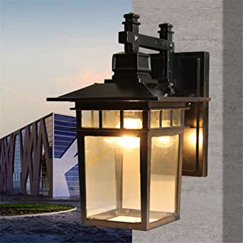 Shengye Modern Vintage Wandlampen Wandleuchte Außen Wandleuchte Led