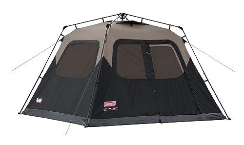 Coleman 6-Person Instant Tent  sc 1 st  Best Family Tent & Coleman 6-Person Instant Tent Reviews