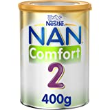 Nestle NAN COMFORT 2, From 6 to 12 months, Follow-up Formula for Colic, Gas, and Constipation, Fortified with Iron 400g