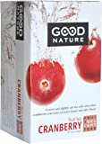 Good Nature Cranberry Fruit Tea,  1.4 Ounce