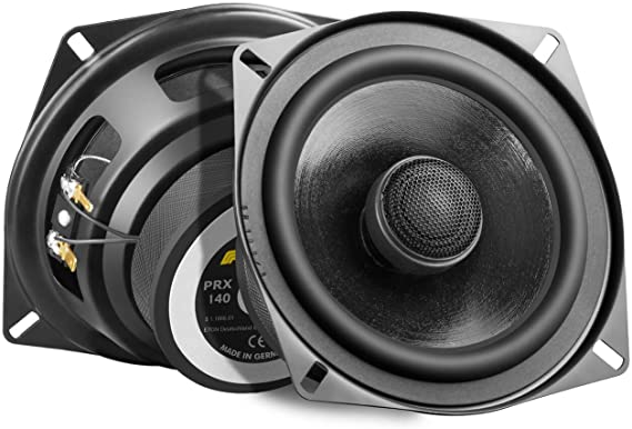 Eton Prx 140 2 2 Wege Koaxial Lautsprecher Auto Kfz 130mm 13cm 1 Paar