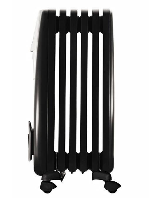 Rowenta BU5510F0 - Radiador de aceite con termostato, 1500 W