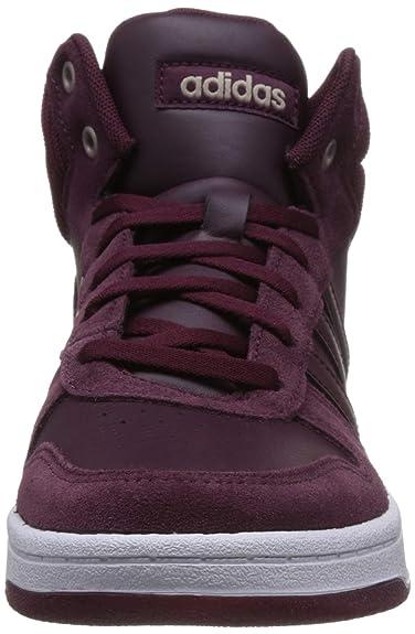purchase cheap 766a4 a6154 adidas Damen Hoops 2.0 Mid Basketballschuhe Amazon.de Schuhe  Handtaschen