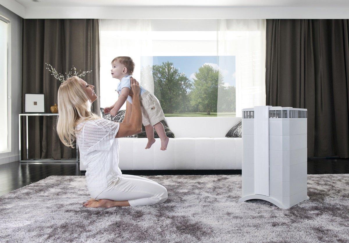 iqair healthpro plus air purifier reviews