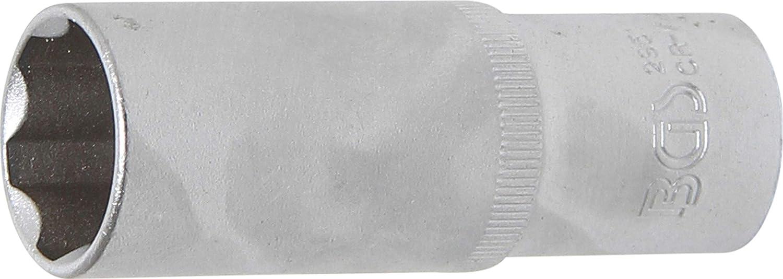 18 mm Socket Super Lock deep BGS 2608 10 mm 3//8 Drive