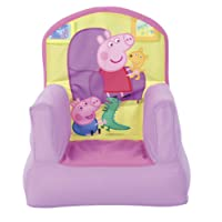 Peppa Pig Inflatable Chair for Kids - Multi-Colured