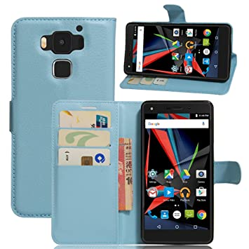 KM de niños y® Carcasa para Alcatel Pop 4 +/plus 5056d (5,5 ...