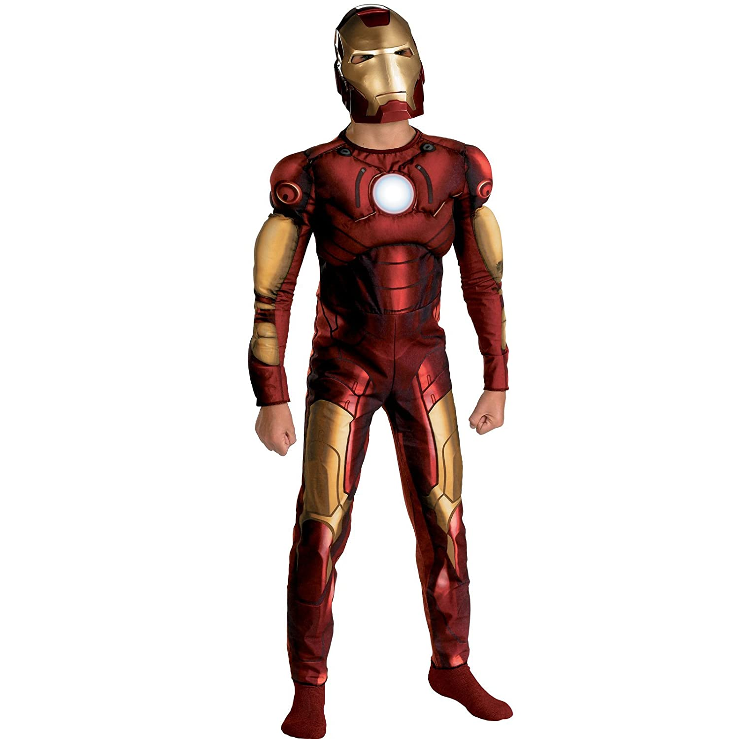 Iron Man Mark 3 Classic Muscle Costume