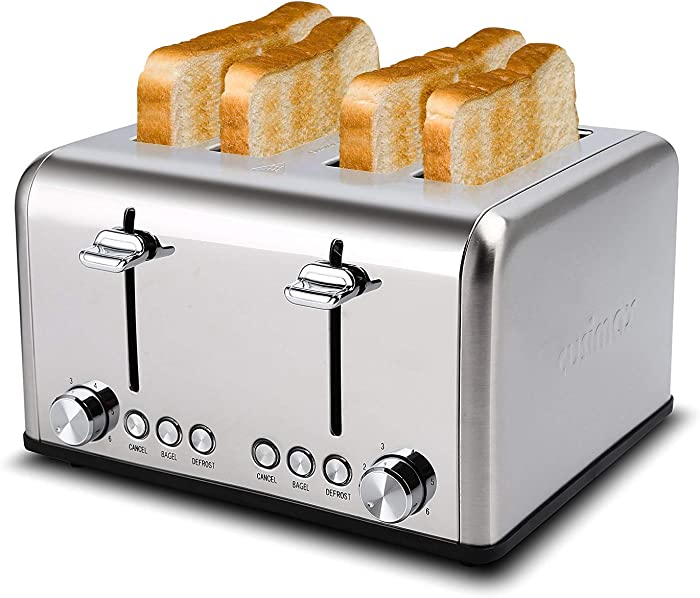 Top 10 Mainstream Four Slice Toaster