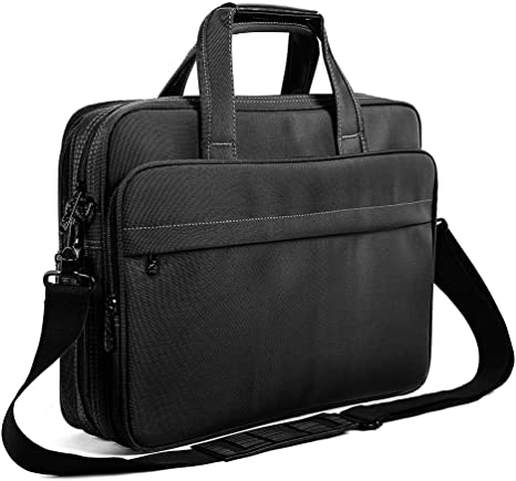 Laptop Briefcase Laptop Bag 15.6 InchBusiness Office Bag for Men Women Stylis...