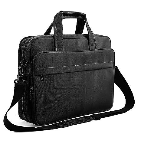 94a737e343 Laptop Briefcase 15.6 Inch Business Office Bag Laptop Bag for Men Women