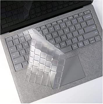 Protector de Teclado para Microsoft Surface 1 2 3 Pro 3 4 5 ...