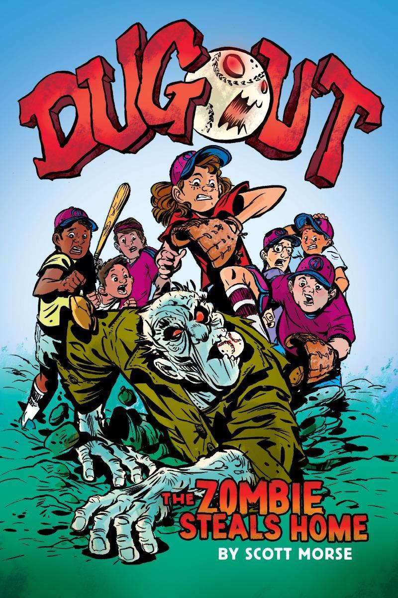 Dugout: The Zombie Steals Home: Scott Morse: 9781338188103