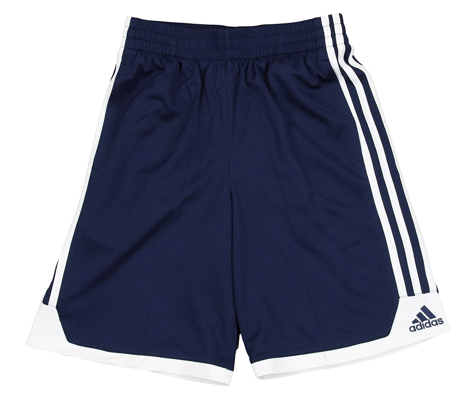 adidas Boys Youth Mesh On Field Athletic Shorts, Color Options
