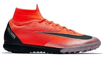 7fb6ca20 Amazon.com   Nike CR7 SuperflyX 6 Elite (TF) (Crimson)   Soccer