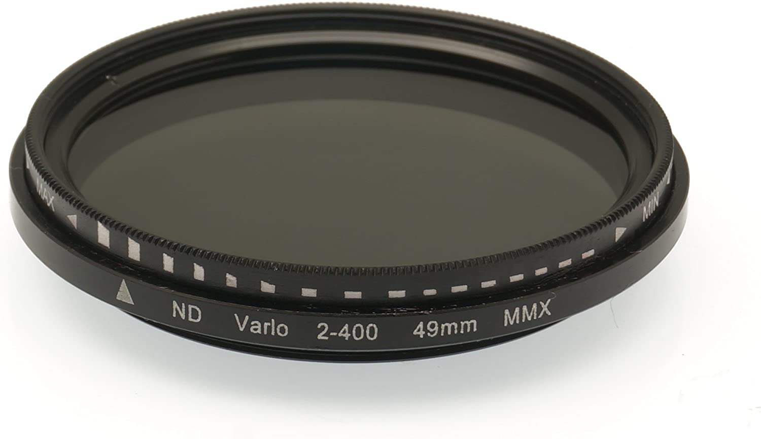Gadget Career 49mm ND2 to ND400 Variable Neutral Density Filter for Sony Carl Zeiss Sonnar T E 24mm F1.8 ZA