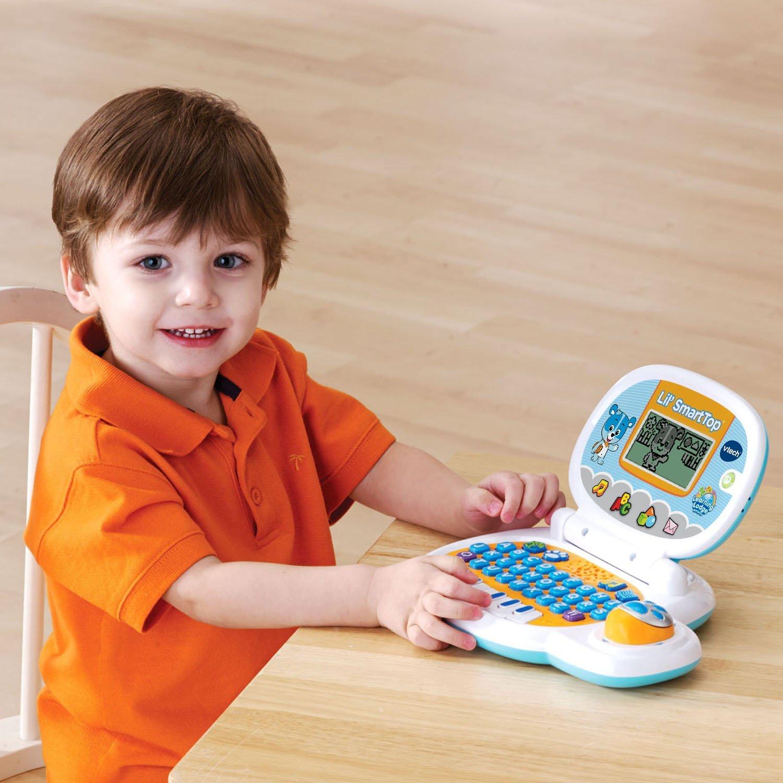 Amazon VTech Lil SmartTop Blue Toys & Games