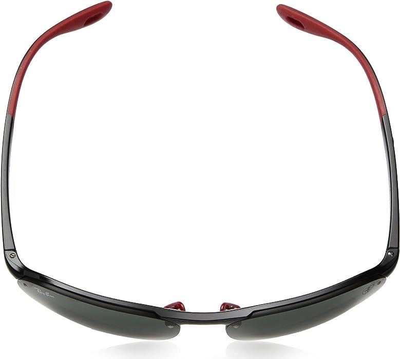 346b3ae050e Ray-Ban Men RB4302M 62 Sunglasses 62mm