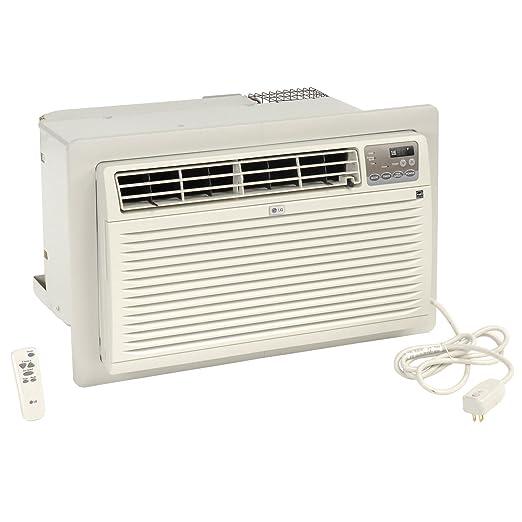 amazoncom lg through the wall air conditioner energy star btu 115v home u0026 kitchen - Air Conditioner Wall Unit