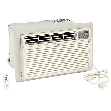 lg 8000 btu air conditioner. lg through the wall air conditioner, energy star, 8000 btu, 115v lg btu conditioner o