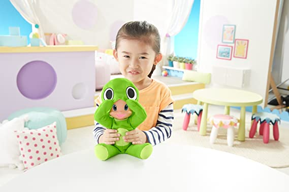Amazon.es: Mattel Cleo y Cuquin - Cucú Cuquin muñeco GNB41: Juguetes y juegos
